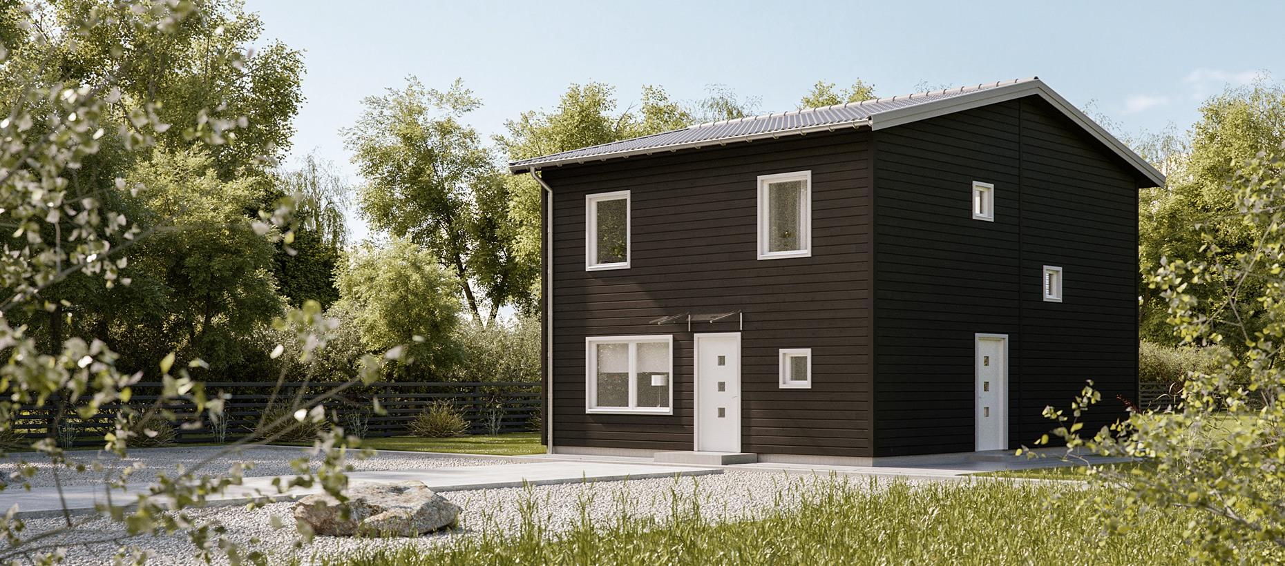C4 Hus - Bild