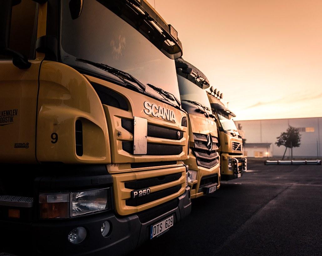 Falkenklev Logistik - Bild