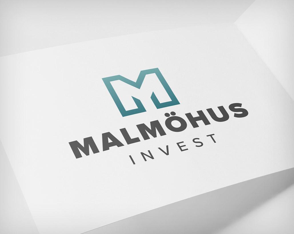 Malmöhus Invest - Logotyp