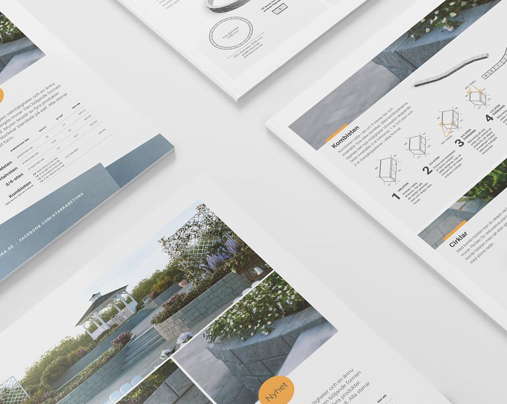 Starka - Produktblad