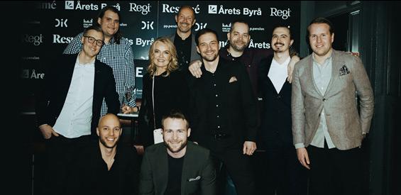 Årets Byrå 2020 - Bravissimo Agency