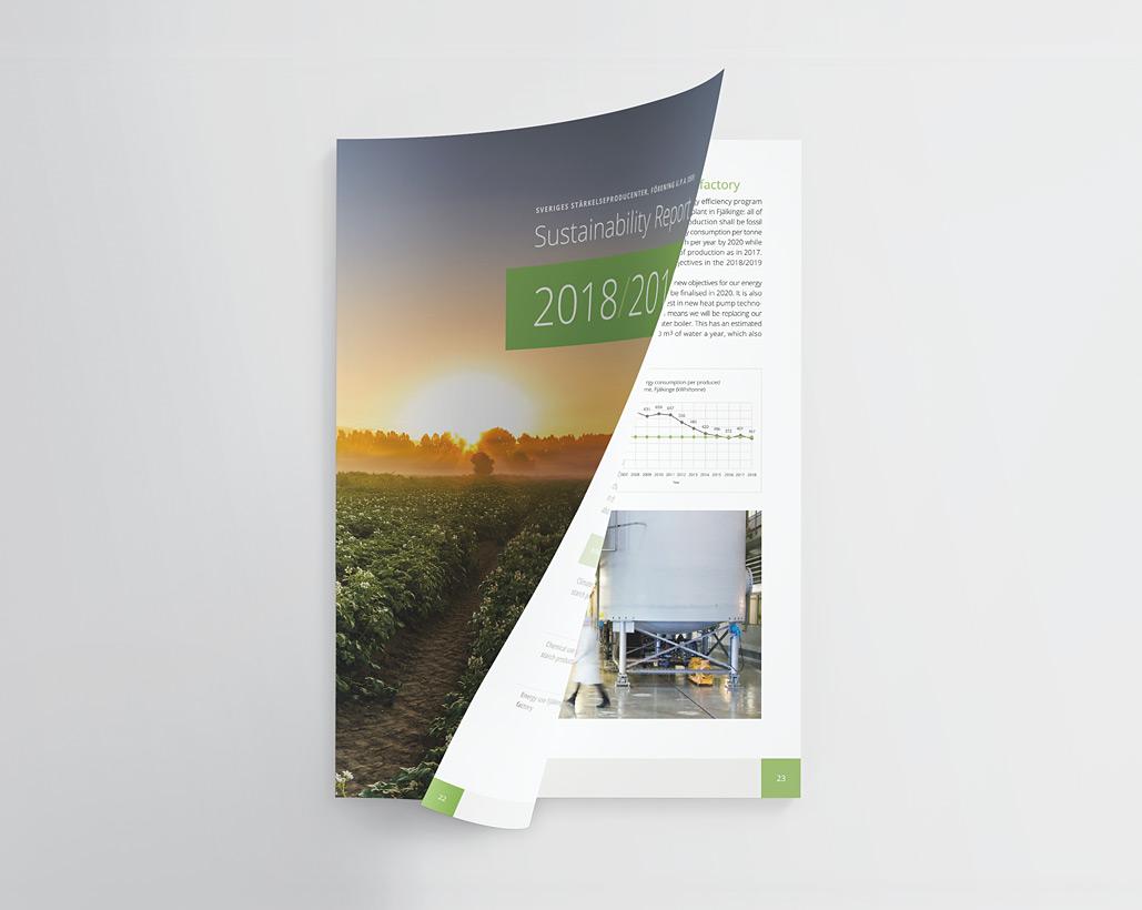 Lyckeby - Hållbarhetsrapport