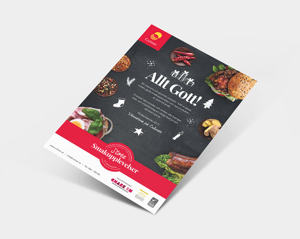 Culinar - Annonser