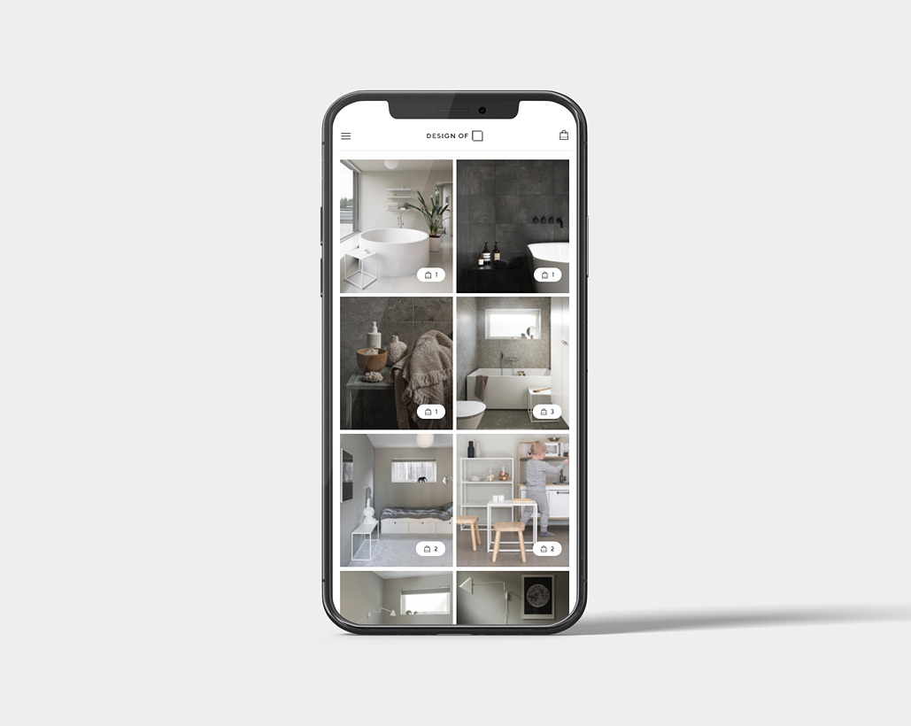 Design Of e-handel - Bravissimo