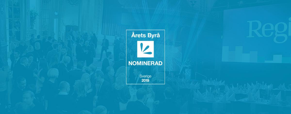 Årets Byrå 2019 - Bravissimo Agency