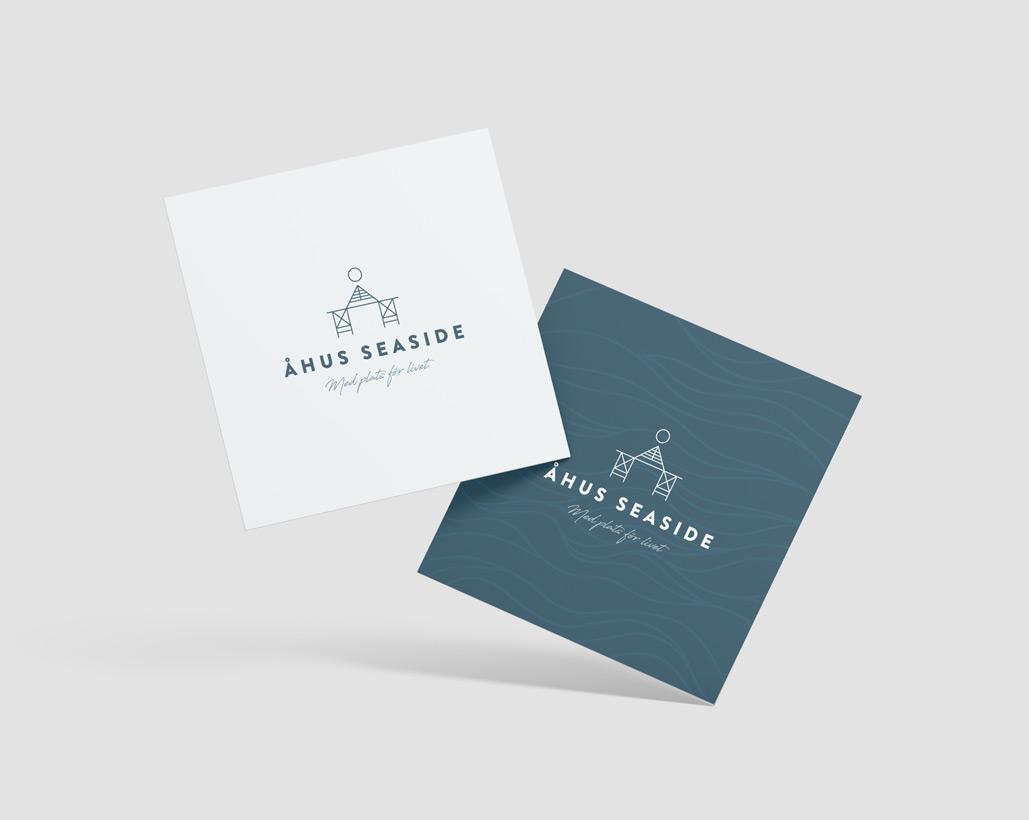Nya Åhus Seaside logotyp - Bravissimo