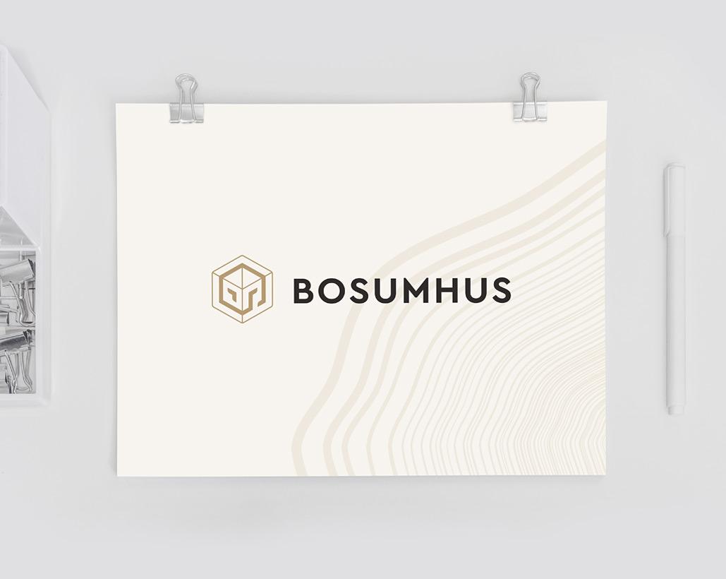 Bosumhus - Logotyp