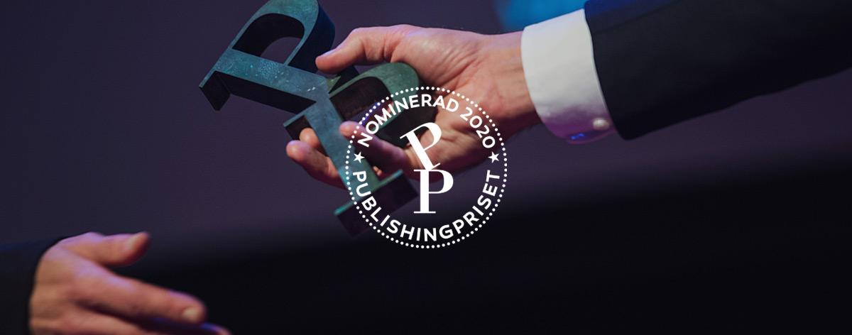 Nominerade till Svenska Publishingpriset 2020 - Bravissimo