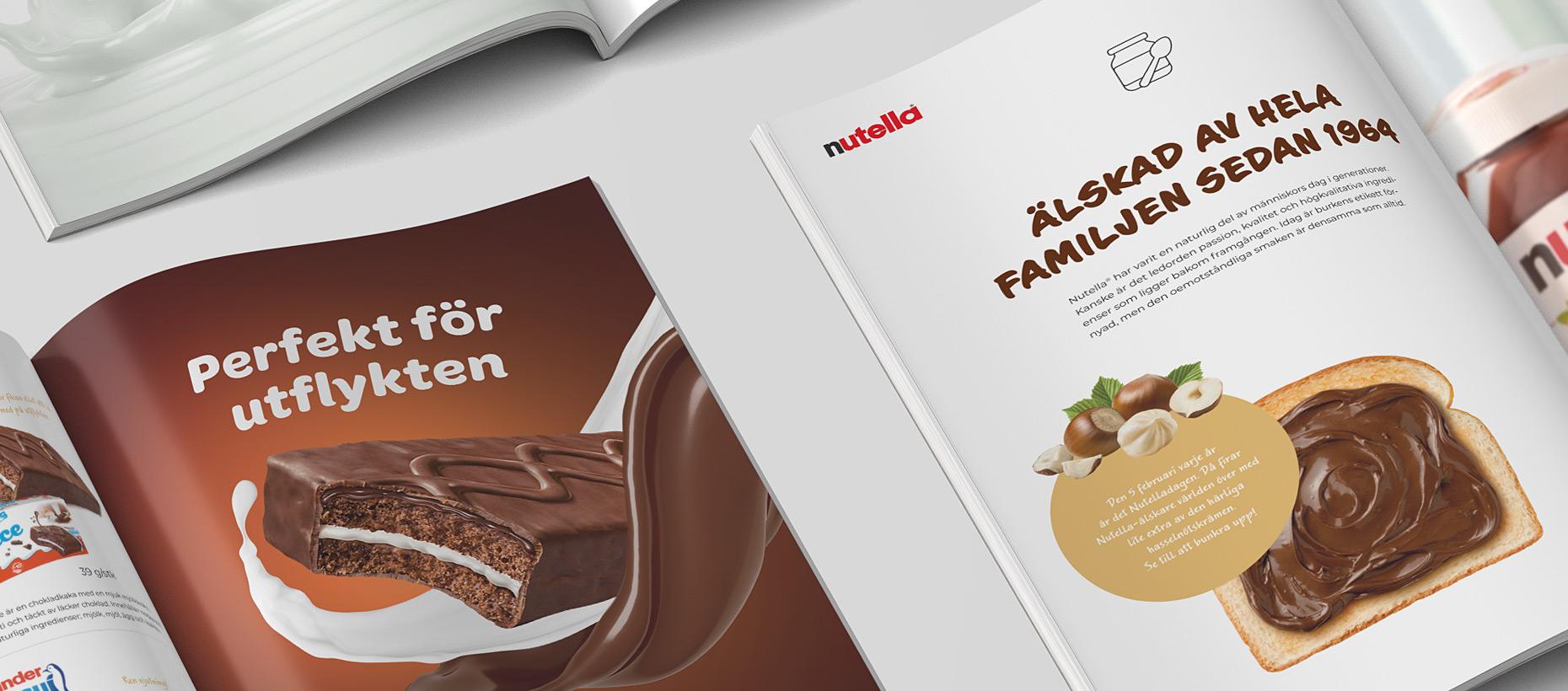 Ferrero sortimentsbroschyr - Bravissimo
