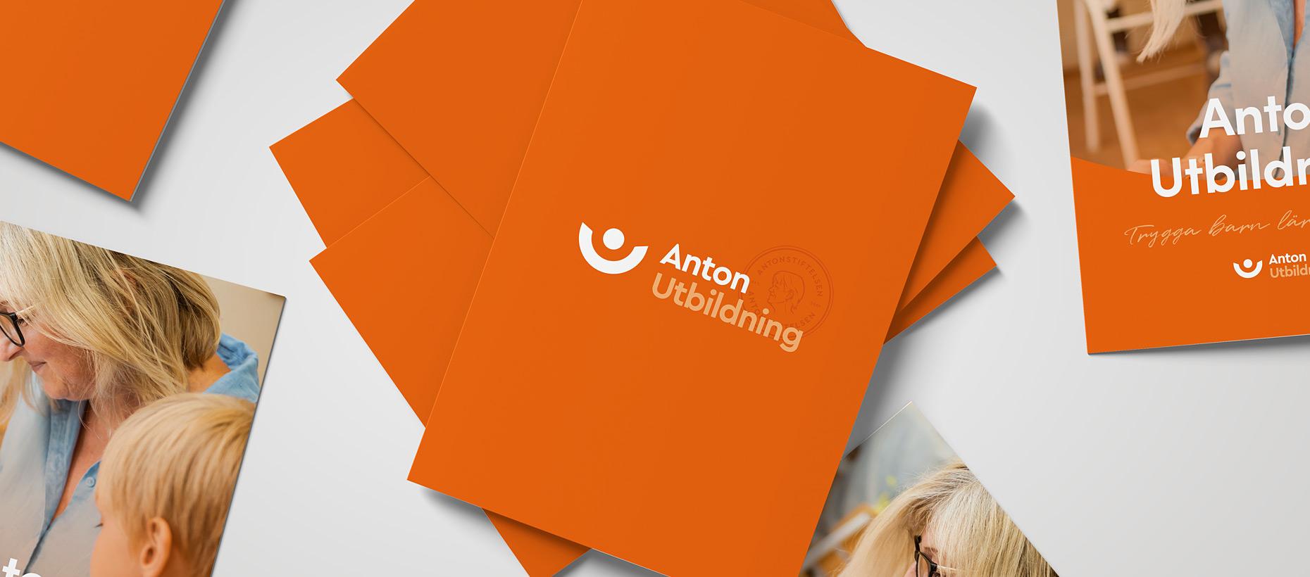 Anton Utbildning logotyp - Bravissimo