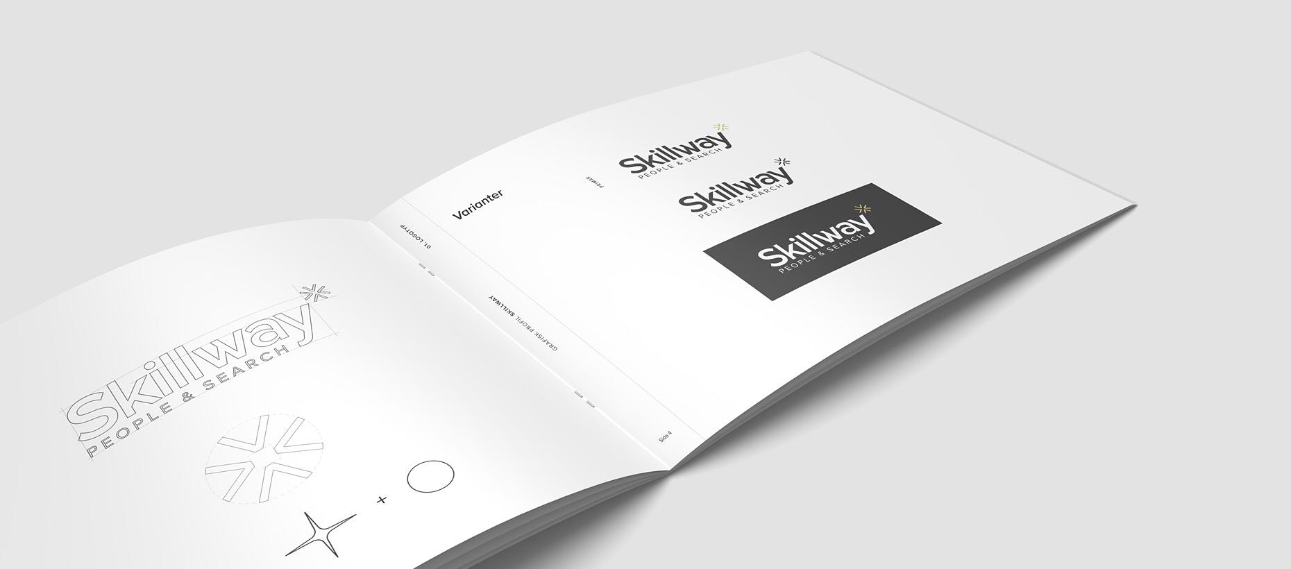 Grafisk profil Skillway - Bravissimo